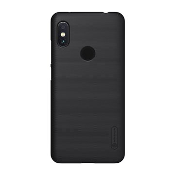 کاور نیلکین مدل Super Frosted Shield شیائومی Redmi Note 6 Pro - 1