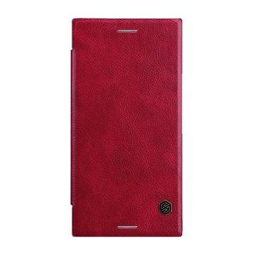 کیف کلاسوری نیلکین مدل Qin سونی اکسپریا XZ Premium - 1