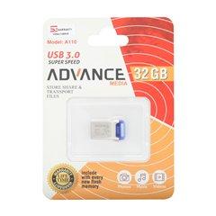 فلش مموری USB3.0 ادونس مدیا مدل A110 ظرفیت 32 گیگابایت - 1