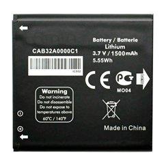 باتری اورجینال آلکاتل CAB32A0000C1 ظرفیت 1500 میلی آمپر ساعت -1