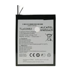 باتری اورجینال تبلت آلکاتل (Pixi 3 (7 مدل TLp028B2 ظرفیت 2820 میلی آمپر ساعت-1