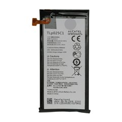 باتری اورجینال آلکاتل Pop 4 پلاس مدل TLp025C1 ظرفیت 2500 میلی آمپر ساعت