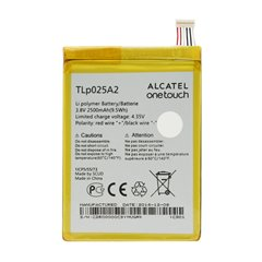 باتری اورجینال آلکاتل TLP025A2 ظرفیت 2500 میلی آمپر ساعت-1
