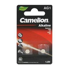 باتری سکه ای کملیون مدل AG1 بسته 2 عددی - 1