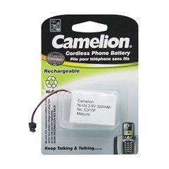 باتری تلفن بی سیم قابل شارژ کملیون مدل C317P - 1