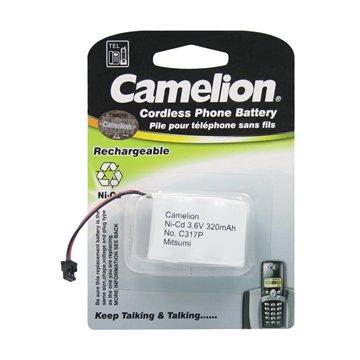 باتری تلفن بی سیم قابل شارژ کملیون مدل C317P