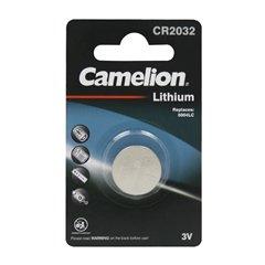 باتری سکه ای کملیون مدل CR2032 - 1