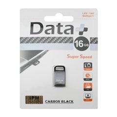 فلش مموری USB 2.0 دیتا پلاس مدل Carbon ظرفیت 16 گیگابایت - 1