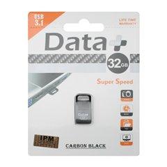 فلش مموری USB 3.1 دیتا پلاس مدل Carbon ظرفیت 32 گیگابایت - 1