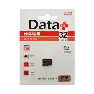 کارت حافظه Micro SDHC دیتا پلاس ظرفیت 32 گیگابایت کلاس 10