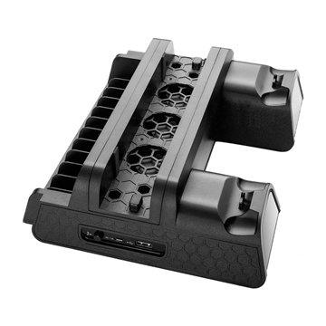پایه شارژ دسته بازی PS4 دابی مدل TP4-882 - 1