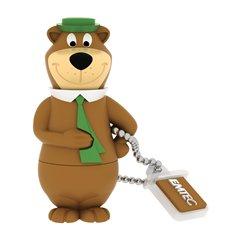 فلش مموری امتک مدل Yogi Bear & Boo Boo ظرفیت 16 گیگابایت - 1