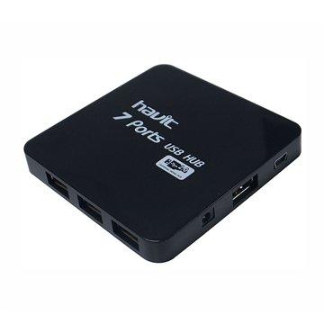 هاب 7 پورت USB 2.0 هویت مدل HV-H75
