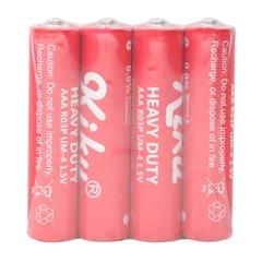 باتری نیم قلمی کیکو مدل Heavy Duty R03P بسته 4 عددی - 1