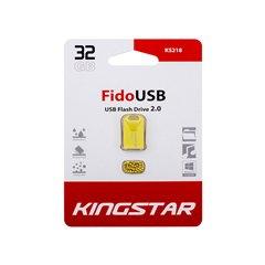 فلش مموری کینگ استار مدل KS218 Fido ظرفیت 32 گیگابایت - 1