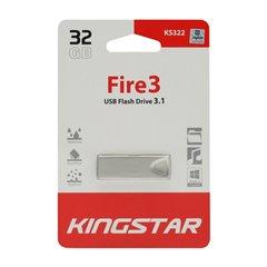 فلش مموری USB 3.1 کینگ استار مدل KS322-Fire3 ظرفیت 32 گیگابایت