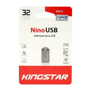فلش مموری کینگ استار مدل Nino KS215 ظرفیت 32 گیگابایت