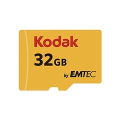 کارت حافظه Micro SDHC کداک UHS-I U1 ظرفیت 32 گیگابایت کلاس 10 با آداپتور - 1