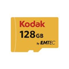 کارت حافظه Micro SDXC کداک استاندارد UHS-I U1 ظرفیت 128 گیگابایت کلاس 10 با آداپتور - 1
