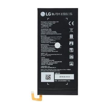 باتری اورجینال تبلت ال جی جی پد IV 8.0 FHD مدل BL-T31 ظرفیت 3000 میلی آمپر ساعت-1