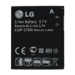 باتری اورجینال ال جی LGIP-570N ظرفیت 900 میلی آمپر ساعت -1