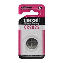 باتری سکه ای مکسل مدل CR2025 - 1