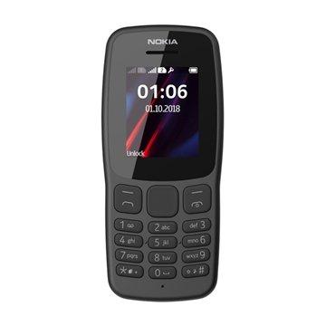 گوشی موبایل نوکیا 106 مدل 2018 دو سیم کارت ظرفیت 4 مگابایت