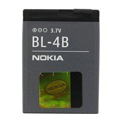 باتری اورجینال نوکیا BL-4B ظرفیت 700 میلی آمپر ساعت - 1