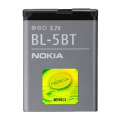 باتری نوکیا BL-5BT ظرفیت 870 میلی آمپر ساعت - 1