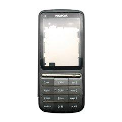 قاب و شاسی موبایل نوکیا مدل C3-01 Touch and Type - 1