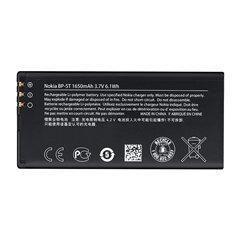 باتری اورجینال نوکیا Lumia 820 مدل BP-5T ظرفیت 1650 میلی آمپر ساعت - 1
