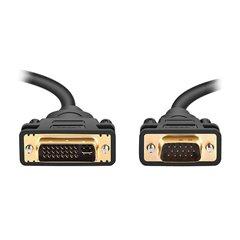کابل تبدیل DVI به VGA پی نت طول 1.5 متر - 1