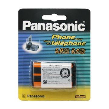 باتری تلفن بی سیم قابل شارژ پاناسونیک مدل HHR-P104 - 1