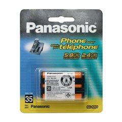 باتری تلفن بی سیم قابل شارژ پاناسونیک مدل HHR-P107 - 1