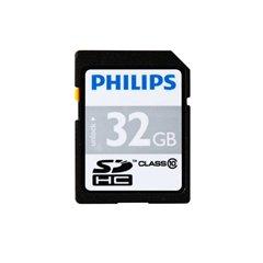 کارت حافظه SDHC فیلیپس ظرفیت 32 گیگابایت کلاس 10 - 1