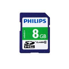 کارت حافظه SDHC فیلیپس ظرفیت 8 گیگابایت کلاس 10 - 1
