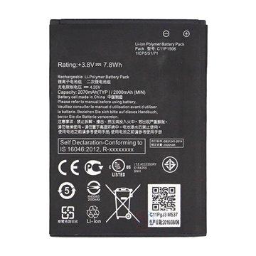 plaza-ir-Battery-Asus-Zenfone-Go-C11P1506-2070mAh-1