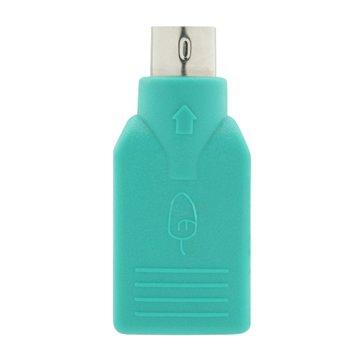 مبدل USB به PS/2 مدل PL.CO.P12 - 1