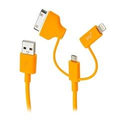 کابل چند کاره پی کیو آی مدل i-Cable Multi Plug طول 0.9 متر - 1