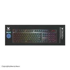 کیبورد گیمینگ رپو مدل V500 RGB -6