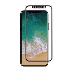 محافظ صفحه نمایش راک مدل 5D Tempered اپل آیفون X - 1