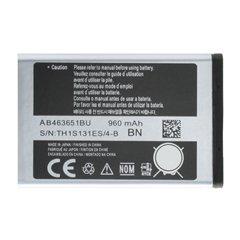 باتری اورجینال سامسونگ AB463651BU ظرفیت 960 میلی آمپر ساعت -1