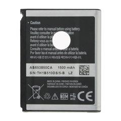 باتری اورجینال سامسونگ AB653850CA ظرفیت 1500 میلی آمپر ساعت-1