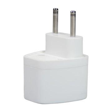 تبدیل برق 3 پین US به 2 پین - 1