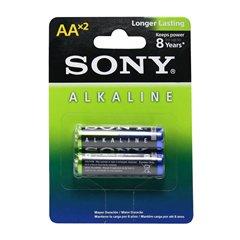 باتری قلمی سونی مدل AM3L-B2D بسته 2 عددی - 1