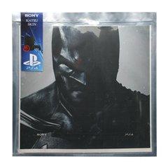 برچسب PS4 slim سونی طرح بتمن شوالیه تاریکی افقی - 1