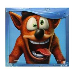 خرید برچسب PS4 pro سونی طرح کراش باندیکوت افقی - 1