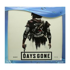 برچسب پلی استیشن 4 پرو سونی طرح Days Gone افقی - 1