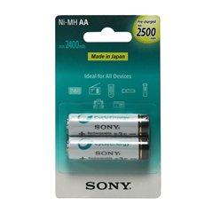 باتری قلمی قابل شارژ سونی مدل Multi-Use Premium بسته 2 عددی - 1