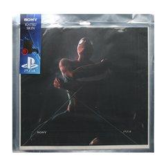 خرید برچسب PS4 اسلیم سونی طرح مرد عنکبوتی افقی - 1